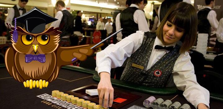 Tavs pirmais darbs kazino